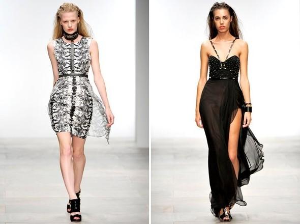 Показы на London Fashion Week SS 2012: День 1. Изображение № 18.