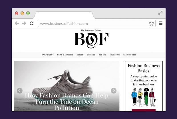 Лучшее за год:  Катя Федорова советует сайт о моде. Изображение № 2.