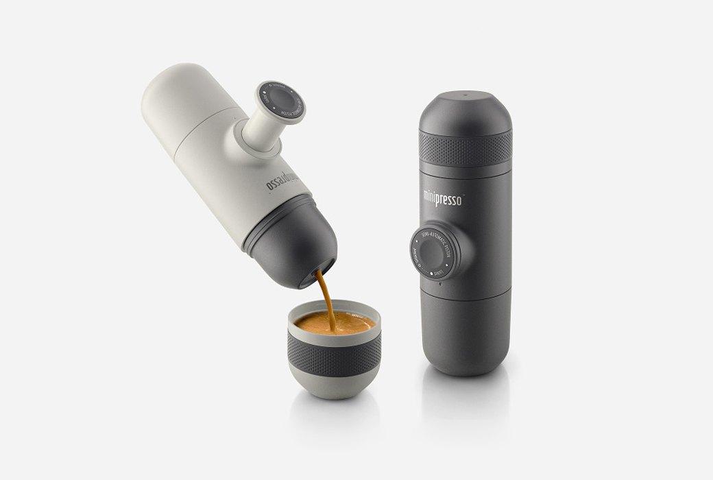 Карманная эспрессо-машина Minipresso. Изображение № 1.