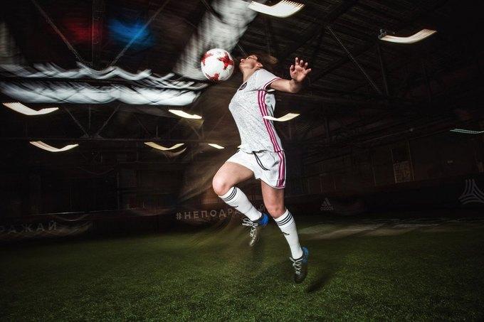 adidas разработали форму для женского футбольного клуба GirlPower. Изображение № 4.