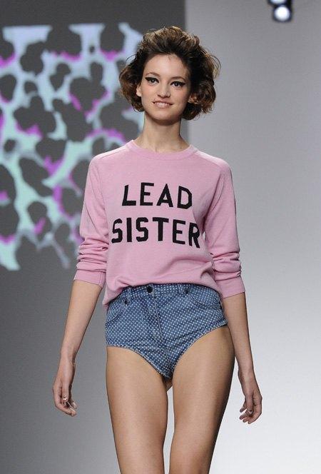 10 главных событий прошедшей Недели моды в Лондоне. Изображение № 8.