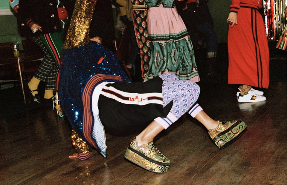 Танцуют все: Кампания Gucci, вдохновлённая 60-ми. Изображение № 16.