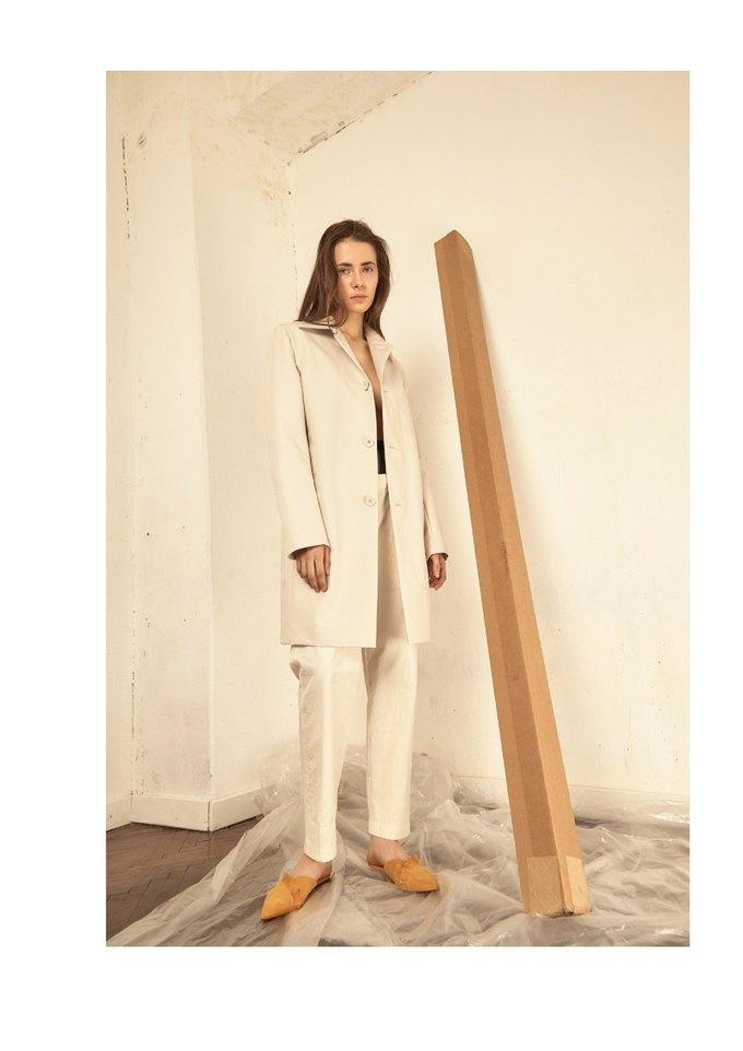 Новая коллекция Sergey Soroka вдохновлена мужским гардеробом. Изображение № 1.