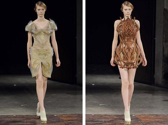 Iris van Herpen Couture SS 2012 . Изображение № 16.