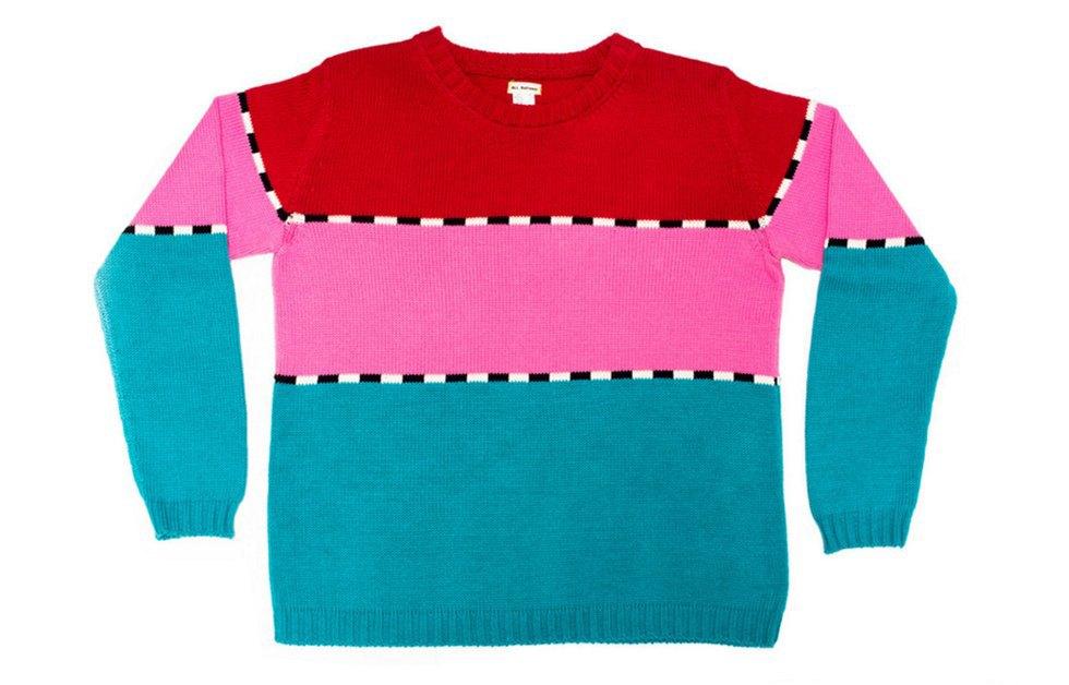 Теплые свитеры ALL Knitwear с геометричным узором. Изображение № 8.