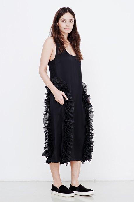 Редактор моды Glamour Лилит Рашоян о любимых нарядах. Изображение № 2.