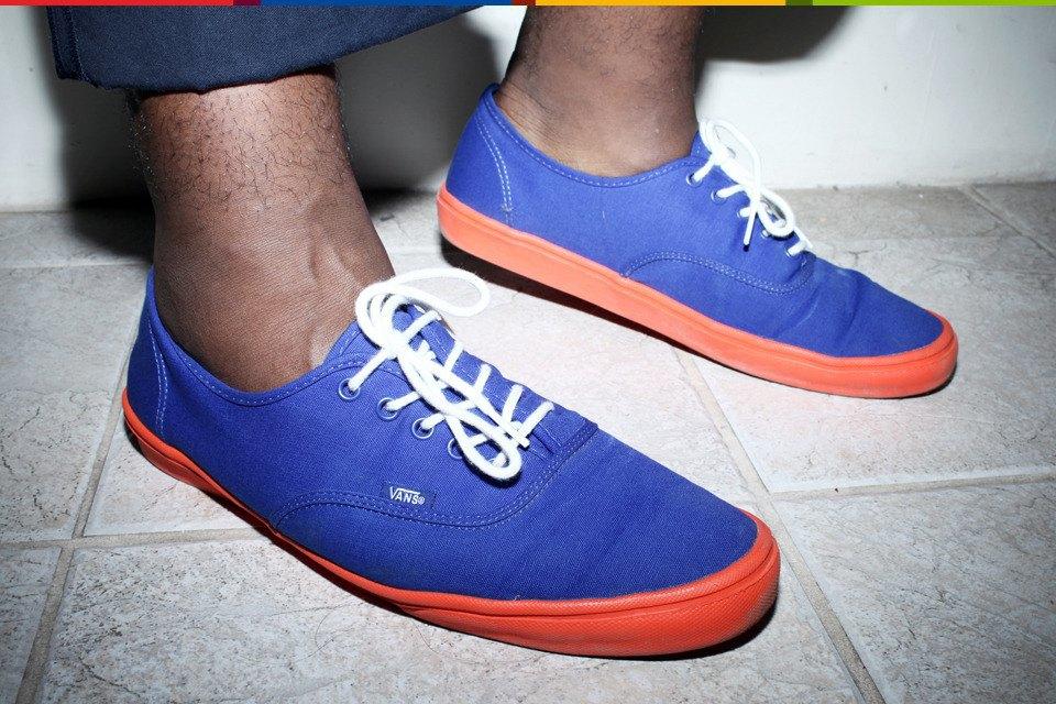 Сникерхед из Нью-Йорка: Крис Грейвс о своей коллекции кроссовок. Изображение № 14.