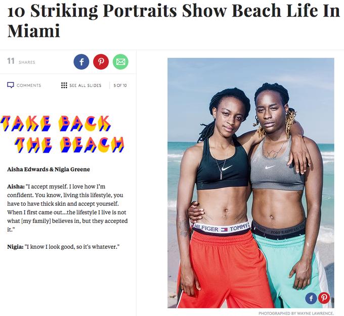 13 женщин показали свое настоящее «пляжное тело». Изображение № 3.