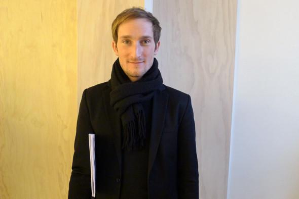 Гость на показе Jil Sander. Изображение № 11.