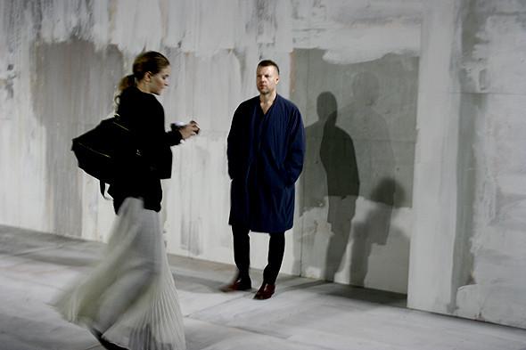 London Fashion Week: бэкстейдж показа Acne. Изображение № 16.