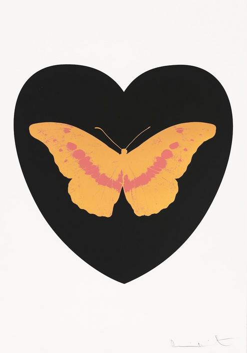 В Лондоне открылась выставка Дэмьена Херста, посвященная любви. Изображение № 2.