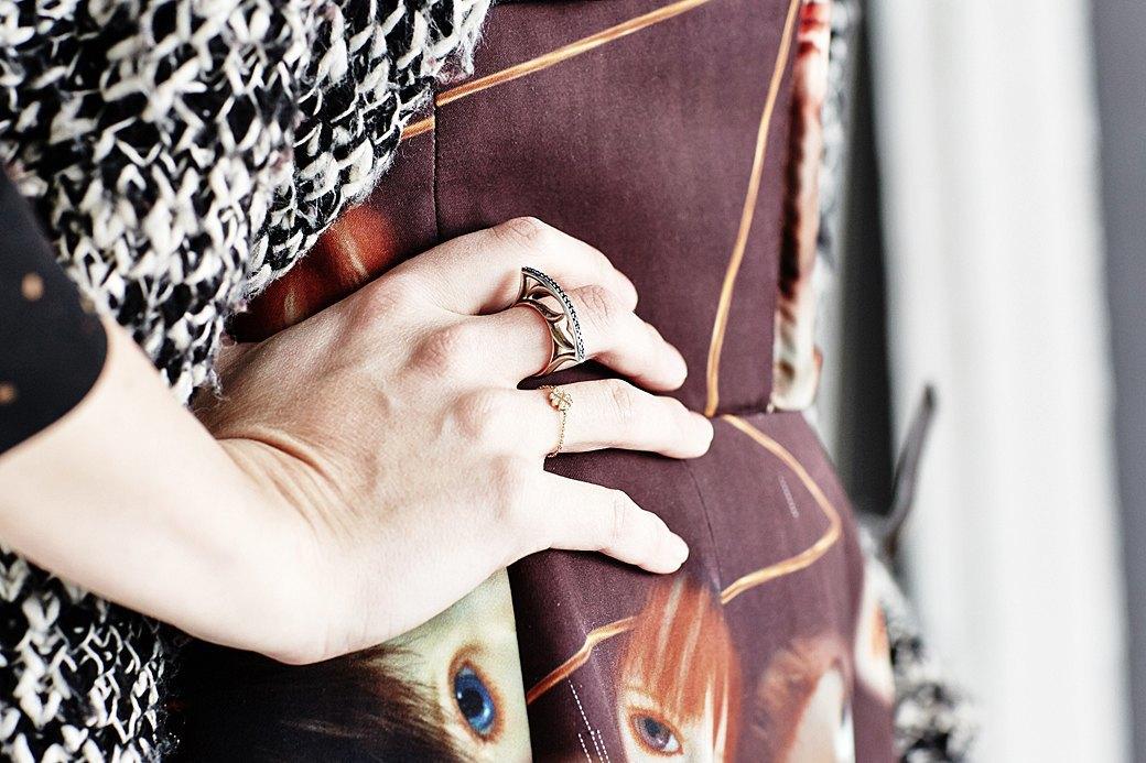 Старший редактор  моды Elle  Рената Харькова  о любимых нарядах. Изображение № 12.