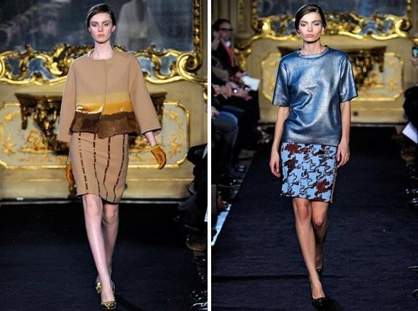 Изображение 7. Показы на Milan Fashion Week FW 2011: день 5.. Изображение № 2.