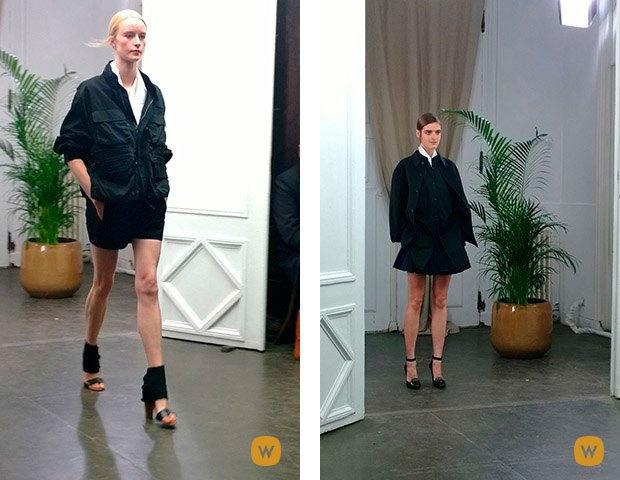 Прямой репортаж  с Paris Fashion Week:  День 2. Изображение № 42.