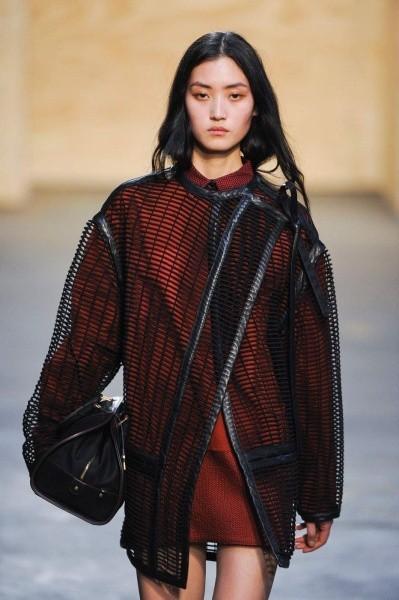 Новые лица: Лина Чжан, модель. Изображение № 45.
