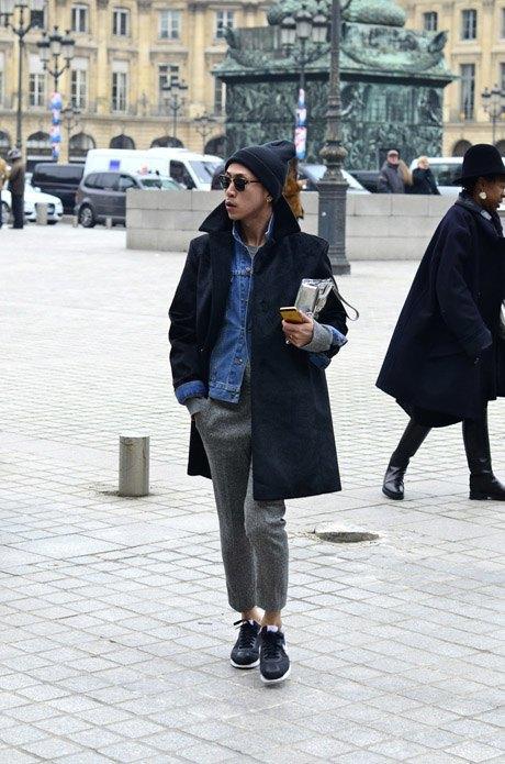 Гости Парижской недели моды FW13, часть 1. Изображение № 33.
