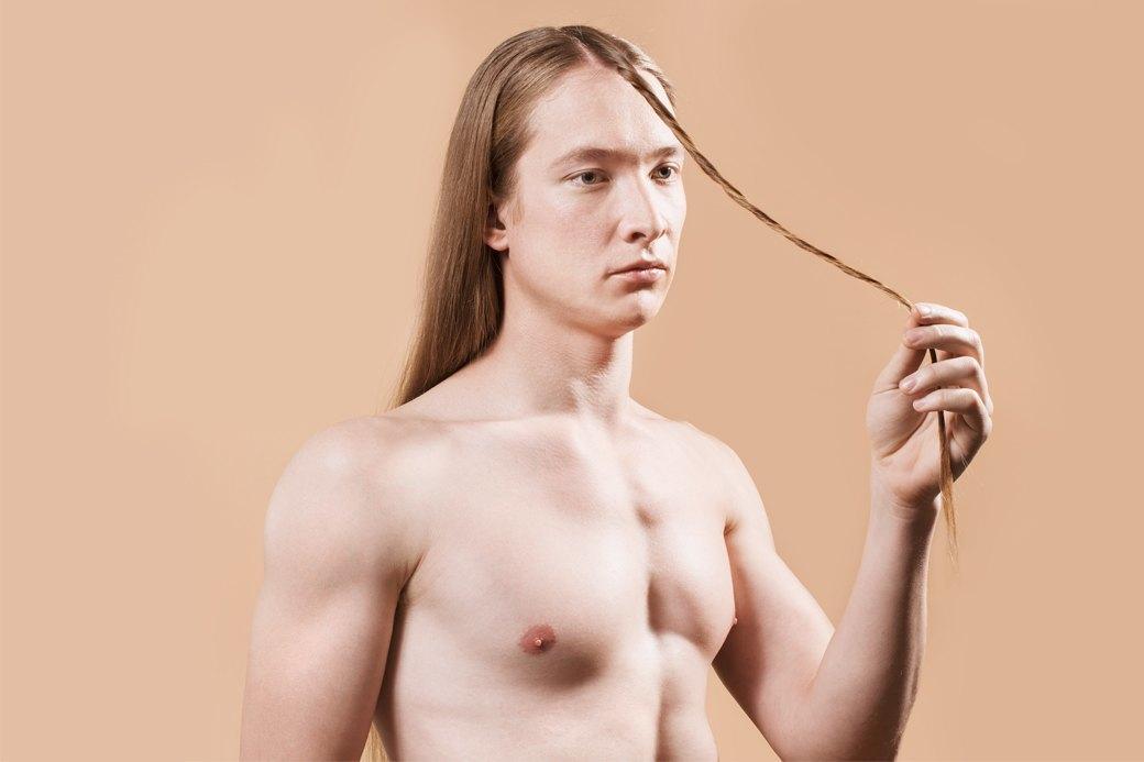 5 причесок под шапку для длинных волос. Изображение № 16.
