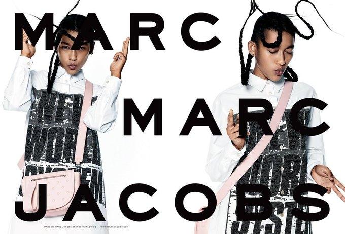 Marc by Marc Jacobs опять нашли моделей в соцсетях. Изображение № 3.