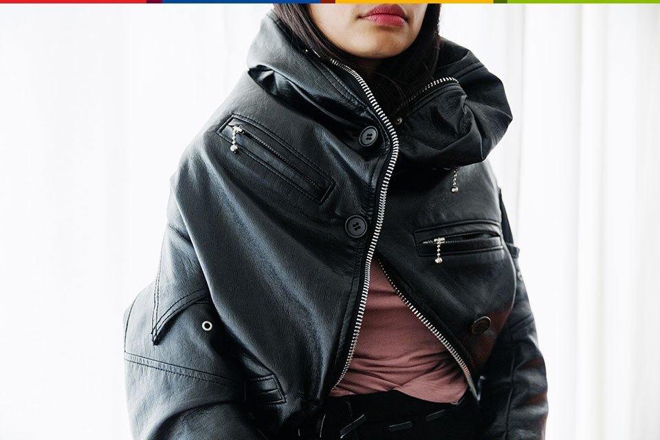 Токио — Лондон: Коллекция Comme des Garçons и Junya Watanabe. Изображение № 4.