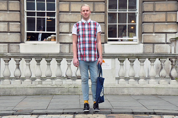 London Fashion Week: Уличный стиль, часть 3. Изображение № 29.