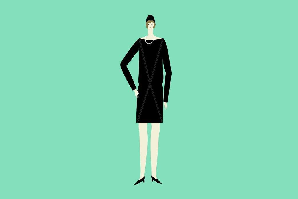 8 платьев, которые изменили ход истории . Изображение № 2.