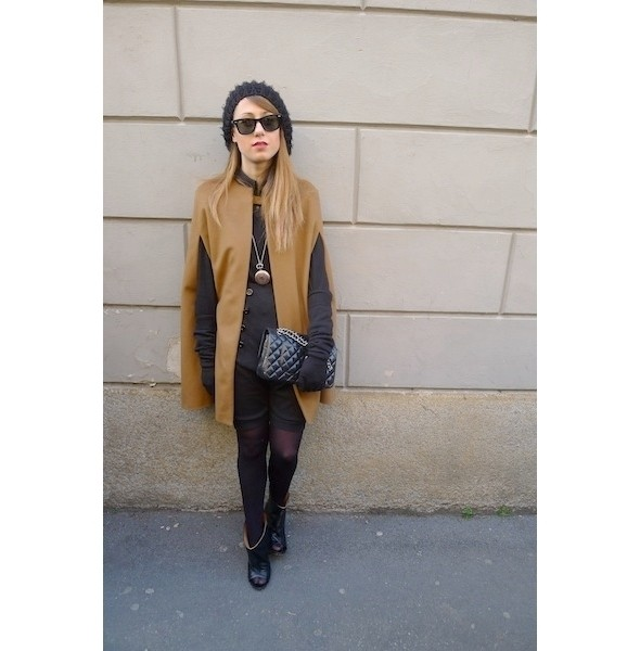 Изображение 17. Milan Fashion Week: день второй — луки.. Изображение № 3.