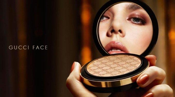 Внучка Грейс Келли снялась в рекламе косметики Gucci. Изображение № 3.