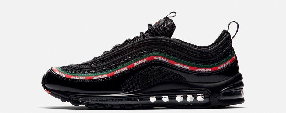 Ода итальянской моде: Лимитированные кроссовки Nike x UNDFTD. Изображение № 1.