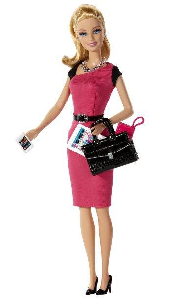 В рамках ребрендинга Барби освоила профессию предпринимателя. Изображение № 1.