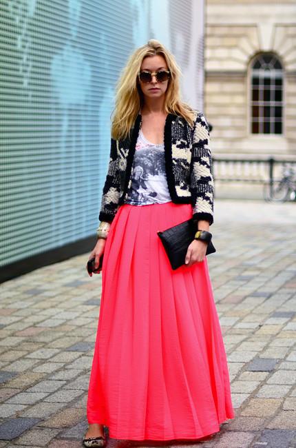 London Fashion Week: Уличный стиль, часть 1. Изображение № 8.