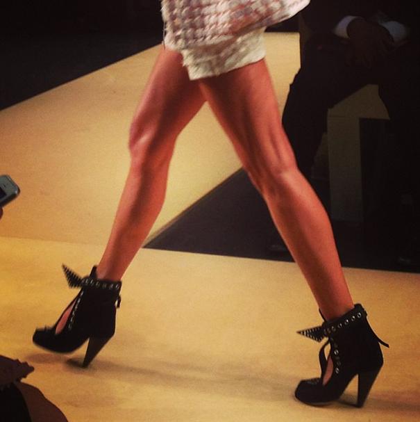 Прямой репортаж  с Paris Fashion Week:  День 4. Изображение № 19.