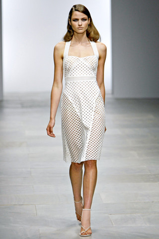London Fashion Week: Topshop Unique, Acne и Marios Shwab. Изображение № 19.