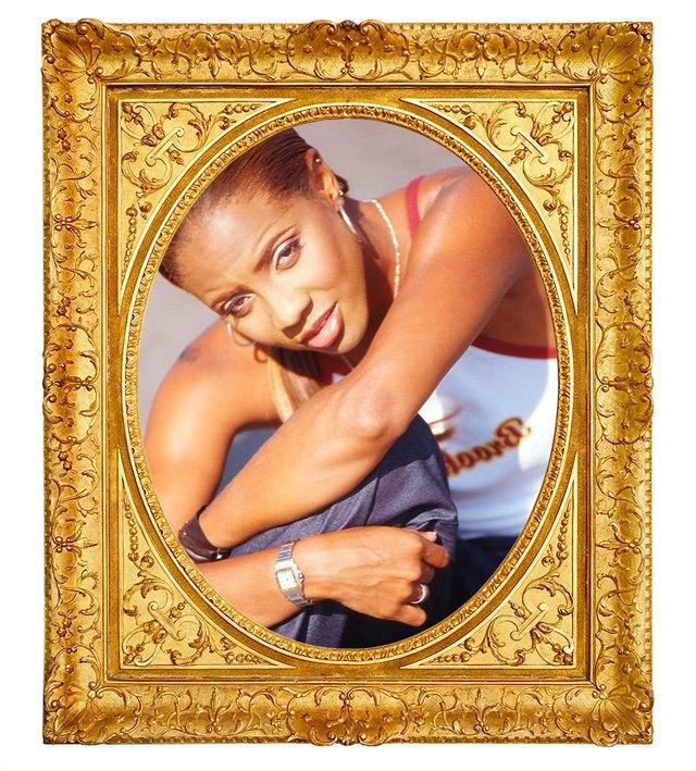 Неистовый респект: Женщины в хип-хопе,  часть I . Изображение № 10.
