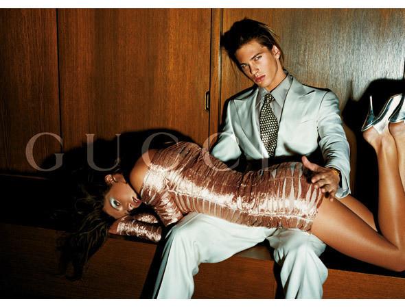 Кампания Gucci SS 2003 с Кармен Касс . Изображение № 116.