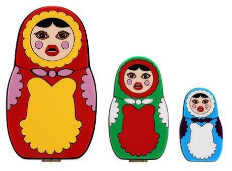 Клатчи-футляры в осенне-зимних  коллекциях. Изображение № 23.