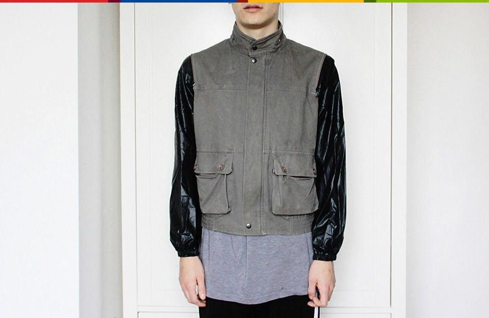 Война и мир: Студент Saint Martins о своей коллекции милитари-одежды. Изображение № 19.