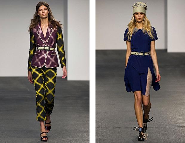 Неделя моды в Лондоне: Показы Issa, Holly Fulton, House of Holland, John Rocha и Moschino. Изображение № 21.