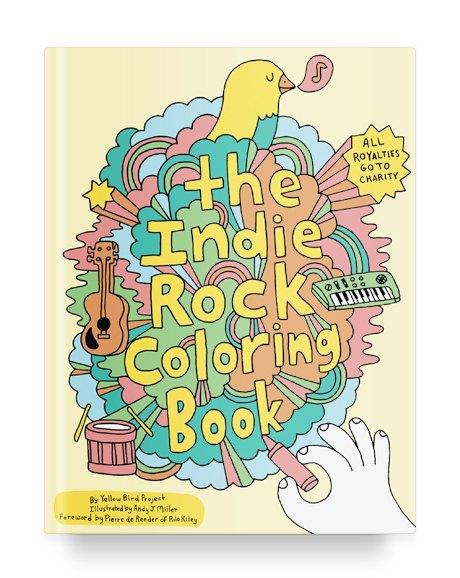 Что класть под елку: 10 раскрасок для взрослых. Изображение № 3.