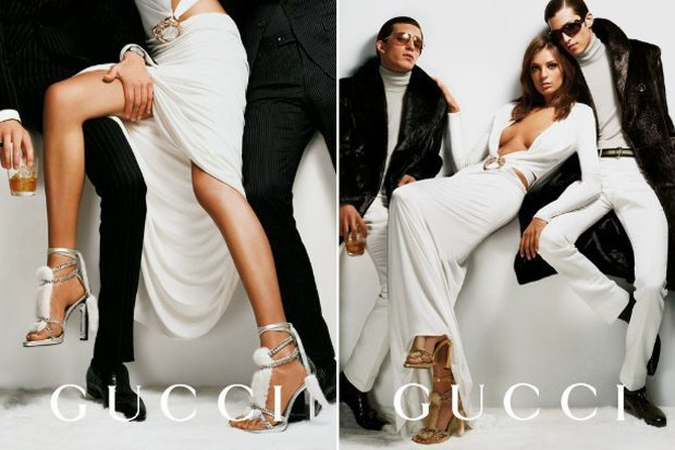 Рекламная кампания Gucci весна-лето — 2004. Изображение № 30.