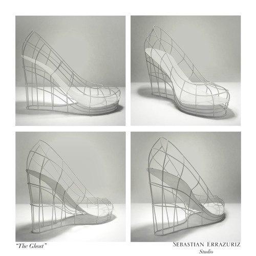 Художник создал серию обуви, вдохновленную экс-подругами. Изображение № 10.