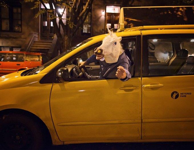 Нью-йоркские таксисты выпустили новогодний календарь. Изображение № 1.