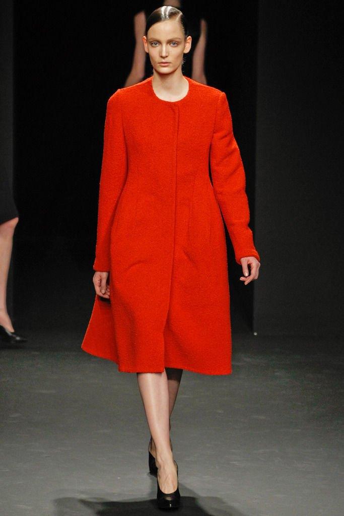 Calvin Klein FW 2012. Изображение № 22.