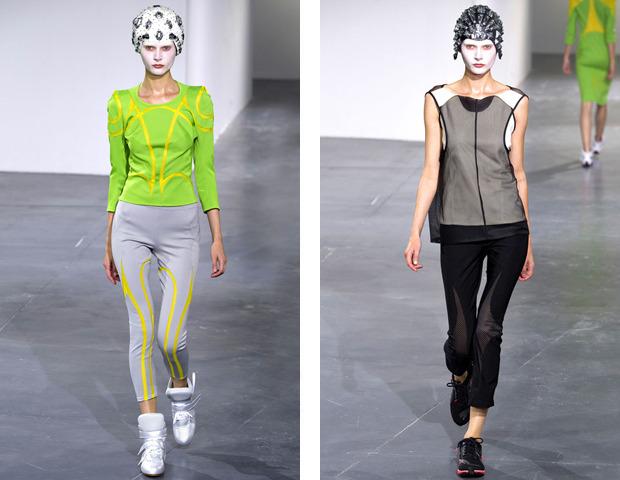 Парижская неделя моды: показы Haider Ackermann, Viktor&Rolf, Vivienne Westwood, Junya Watanabe и CDG. Изображение № 1.