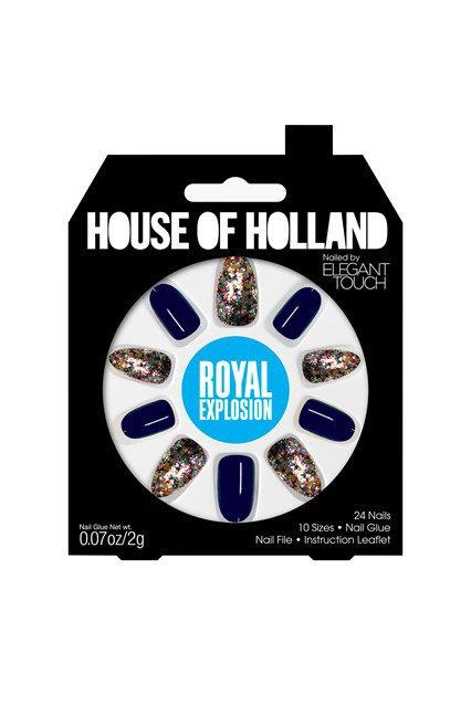 House of Holland и Elegant Touch сделали классные накладные ногти. Изображение № 6.