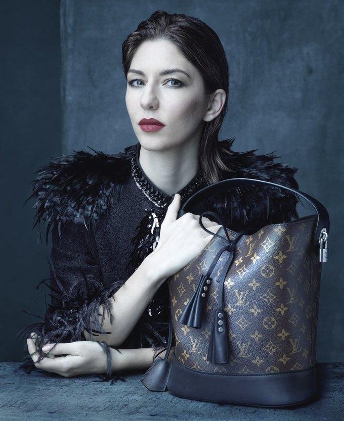 Катрин Денев и София Коппола в рекламной кампании Louis Vuitton. Изображение № 6.