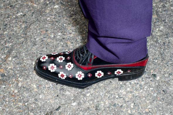 Стрит-стайл: Неделя мужской моды в Милане. Изображение № 36.