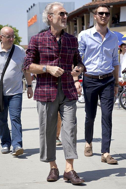 Красивые  мужчины  на Pitti Uomo. Изображение № 26.