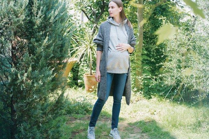 Uniqlo выпустили коллекцию одежды  для беременных. Изображение № 3.
