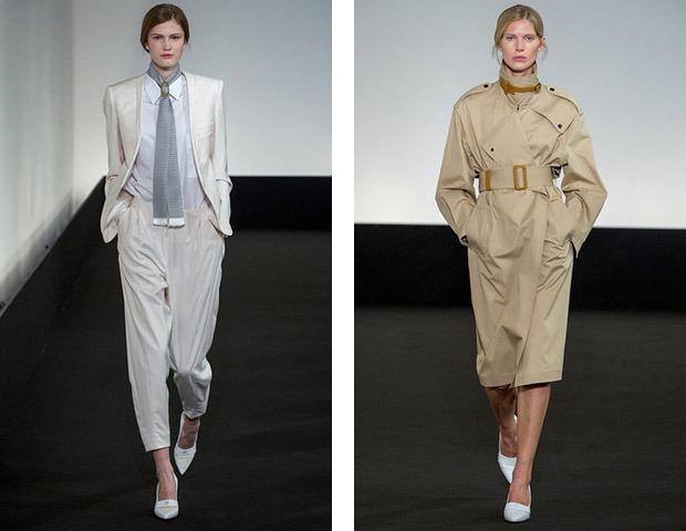 Парижская неделя моды: Показы Kenzo, Celine, Hermes, Givenchy, John Galliano. Изображение № 24.