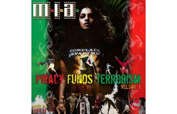 M.I.A. выпустила арт-альбом со своими работами. Изображение № 8.